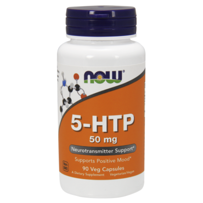 5-НТР (5-гидрокситриптофан) 50 мг, 90 капсул