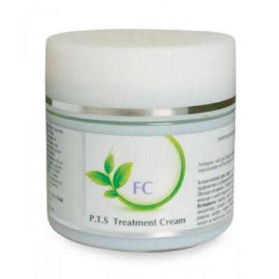 FC PTS Крем-мазь для ухода за кожей ног, поврежденной грибком, 50мл