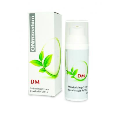 DM Увлажняющий крем для жирной кожи SPF-15, 50мл