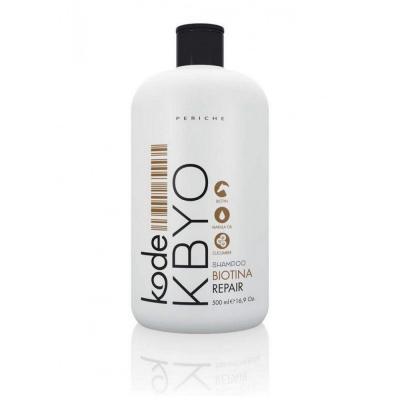 Care Kode Shampoo Repair / Шампунь восстанавливающий с биотином, 500 мл