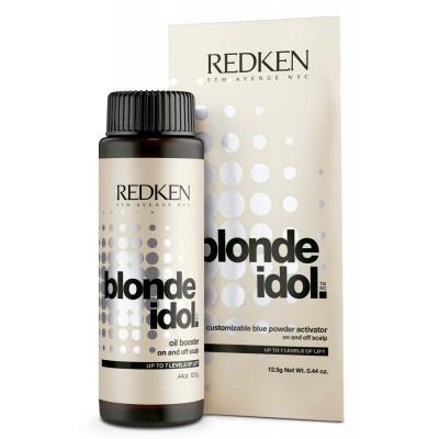 Blonde Idol Blue Oil Lightening System / Набор масляная система осветления