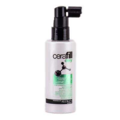 Cerafill Defy Scalp Treatment / Несмываемый уход для тонких волос и для кожи головы, 125мл