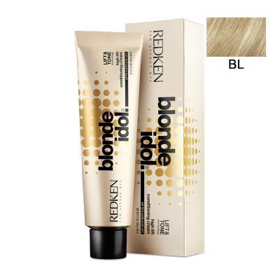 Blonde Idol Conditioning Cream BL / Крем-краска, тон Пепельно-синий, 60мл
