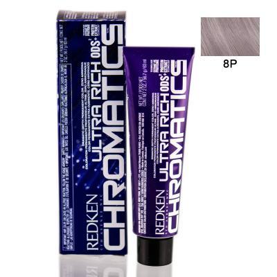 Chromatics Ultra Rich 8P / Краска для волос, тон Перламутровый, 60мл