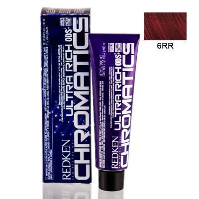 Chromatics Ultra Rich 6RR / Краска для волос, тон Двойной красный, 60мл