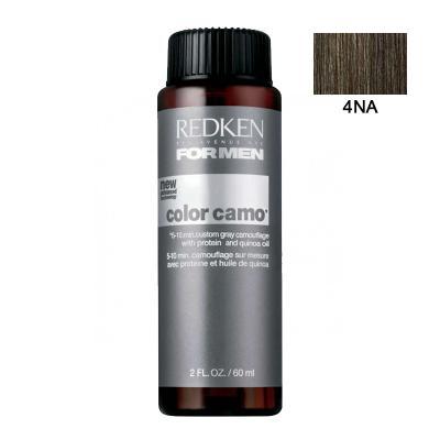 Color Camo 4NA / Камуфляж для волос, тон Средний пепельный, 60мл