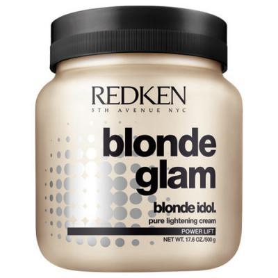Blonde Glam Осветляющая паста с аммиаком, 500гр