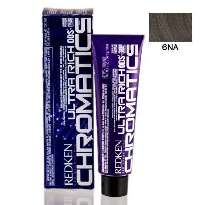 Chromatics Ultra Rich 6NA / Краска для волос, тон Натуральный пепельный, 60мл