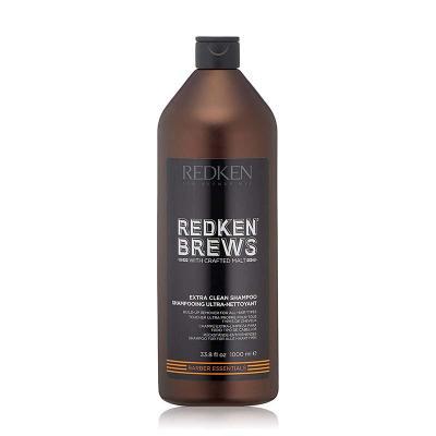 Brews Extra Clean Shampoo / Шампунь для интенсивного очищения, 1000мл