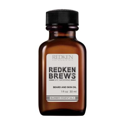 Brews Beard and Skin Oil / Масло для ухода за бородой и коже лица, 30мл