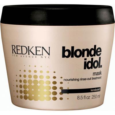 Blonde Idol Маска для питания и смягчения волос оттенка блонд, 250мл