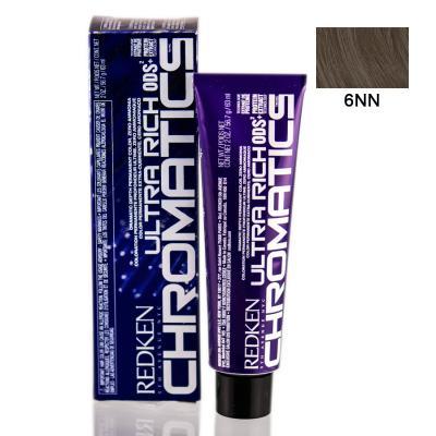 Chromatics Ultra Rich 6NN / Краска для волос, тон Натуральный, 60мл
