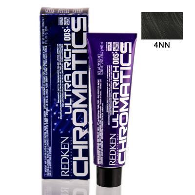 Chromatics Ultra Rich 4NN / Краска для волос, тон Натуральный, 60мл