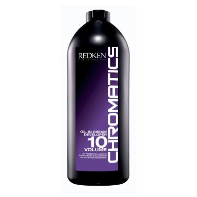 Chromatics Проявитель крем-масло 10 Vol. (3%), 1000мл