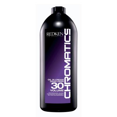 Chromatics Проявитель крем-масло 30 Vol. (9%), 1000мл