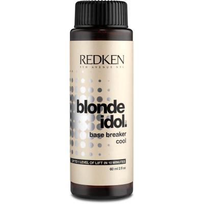 Blonde Idol Base Breaker Cool / Гелевый краситель, Холодный, 3*60мл