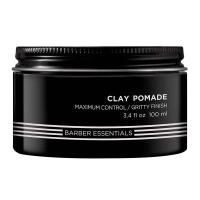 Brews Maximum Control Clay Pomade / Помада-глина, 100мл