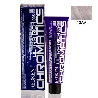 Chromatics Ultra Rich 10AV / Краска для волос, тон Пепельный фиолетовый, 60мл