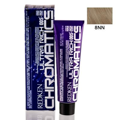Chromatics Ultra Rich 8NN / Краска для волос, тон Натуральный, 60мл