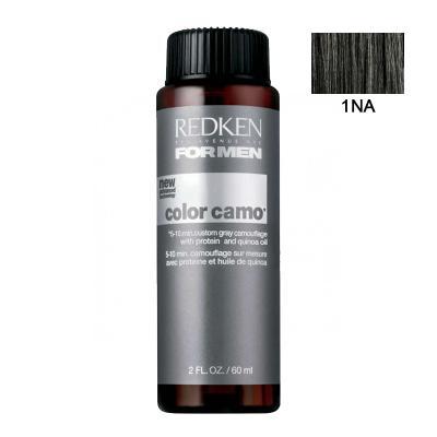 Color Camo 1NA / Камуфляж для волос, тон Темный пепельный, 60мл