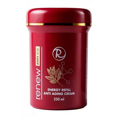 Energy Refill Anti Aging Cream / Антивозрастной питательный крем–энергетик, 250мл