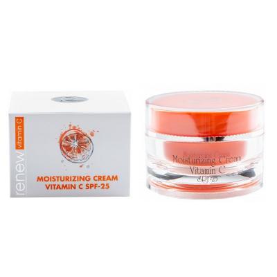 Moisturizing Cream Vitamin C SPF-25 / Крем-антиоксидант с активным витамином С SPF-25, 50мл