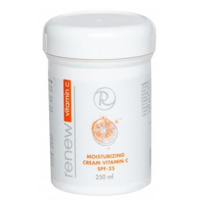 Moisturizing Cream Vitamin C SPF-25 / Крем-антиоксидант с активным витамином С SPF-25, 250мл