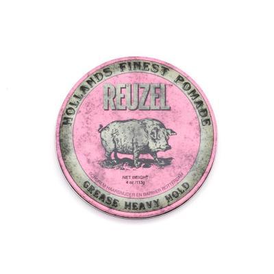 Grease Heavy Hold / Помада для волос сильной фиксации со средним блеском, 113гр