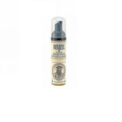 Beard Foam / Кондиционер-пена для ухода за бородой с ароматом Wood & Spice, 70 мл