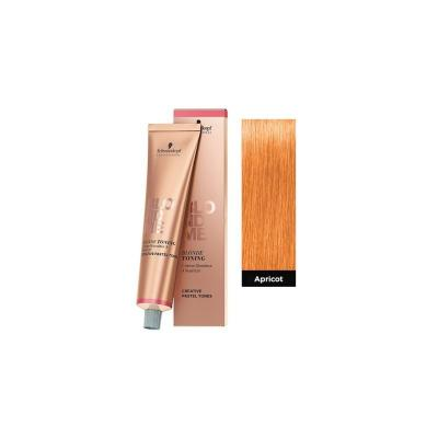 BlondMe Toning Apricot / Тонирующий крем Абрикос, 60 мл