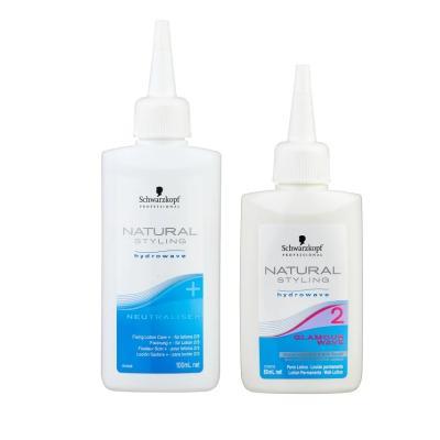 Natural Styling Комплект хим/завивка 2 для окрашенных волос, 80 мл/100 мл