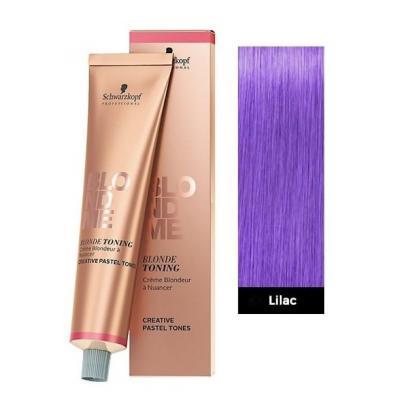 BlondMe Toning Lilac / Тонирующий крем Сирень, 60 мл