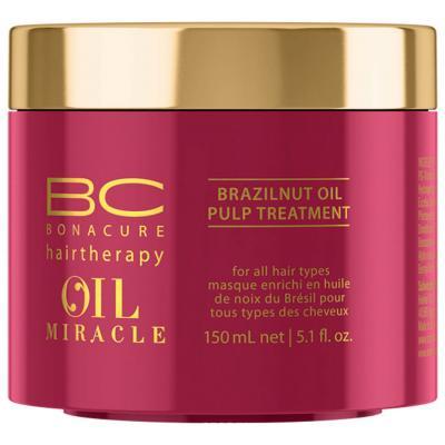 BC BrazilNut Oil Pulp Treatment / Маска смываемая с маслом бразильского ореха, 150 мл