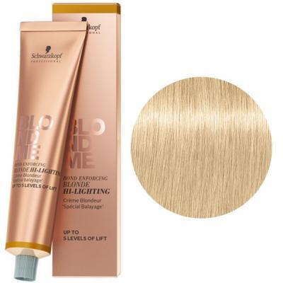 BlondMe Hi-lighting Warm Gold / Крем для мелирования Тёплое Золото, 60 мл