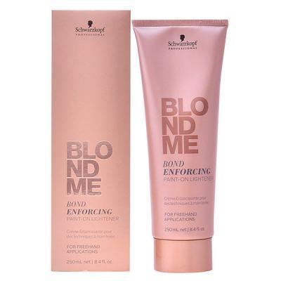 BlondMe Paint-On Lightener / Обесцвечивающий бондинг-крем для волос, 250 мл