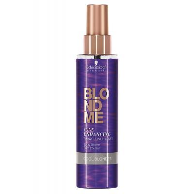 BlondMe Tone Enhancing Spray Conditioner Cool / Спрей-кондиционер для холодных оттенков блонд, 200 мл