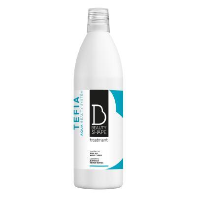 Beauty Shape Treatment Шампунь для всех типов волос, 1000мл