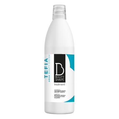 Beauty Shape Treatment Шампунь для волос жирных у корней и сухих по длине, 1000мл