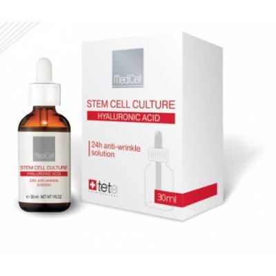 24 anti-wrinkle solution (face & neck) / Комплекс против морщин для лица и шеи 24 часового действия, 30мл