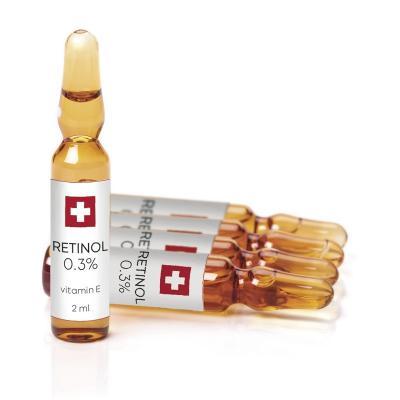 Активный ампульный концентрат с инкапсулированным ретинолом / Retinol Ampoule 0,3% encapsulated, 5x2 мл