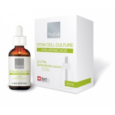 ULTRA anticellulite serum / Антицеллюлитная сыворотка с кофеином и карнитином, 30мл