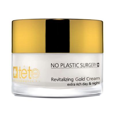 Revitalizing Gold Cream / Омолаживайщий крем с коллоидным золотом, 50мл