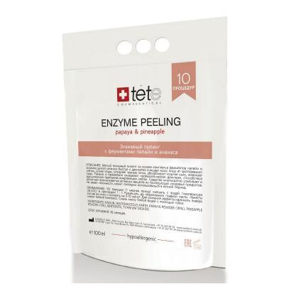 Enzyme Peeling / Энзимный пилинг с ферментами папайи и ананаса, 100гр