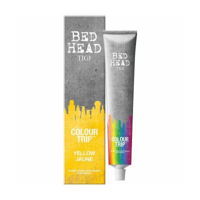 Bed Head Color Trip Тонирующий гель для волос, тон Желтый, 90мл
