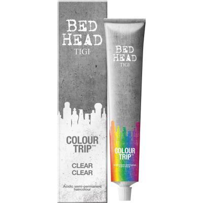 Bed Head Color Trip Тонирующий гель для волос, тон Прозрачный, 90мл