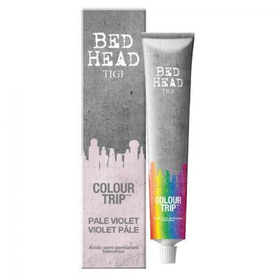 Bed Head Color Trip Тонирующий гель для волос, тон Светло-Фиолетовый, 90мл