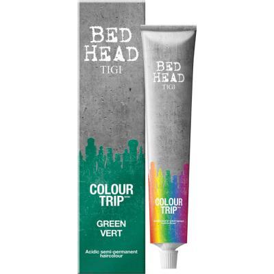 Bed Head Color Trip Тонирующий гель для волос, тон Зелёный, 90мл