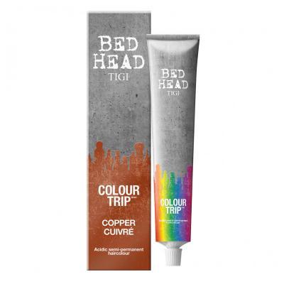 Bed Head Color Trip Тонирующий гель для волос, тон Медный, 90мл