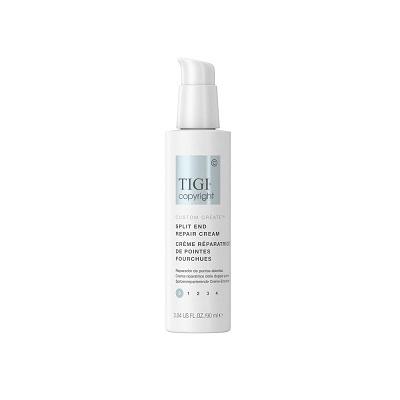 TIGI COPYRIGHT SPLIT END REPAIR, Восстанавливающий крем против ломких секущихся волос, 90 мл
