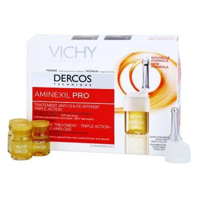 Aminexil Pro / Интенсивное ср-во против выпадения волос для женщин, 12*6 мл